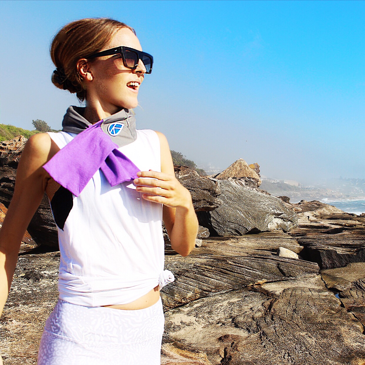 @stayinghealthywithms's cover photo for 'Koldtec's Ice Towel - freeze & go!'