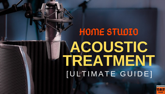 @recordingbase's cover photo for 'Ultimate Guide To Acoustic Treatment For Home Studios'