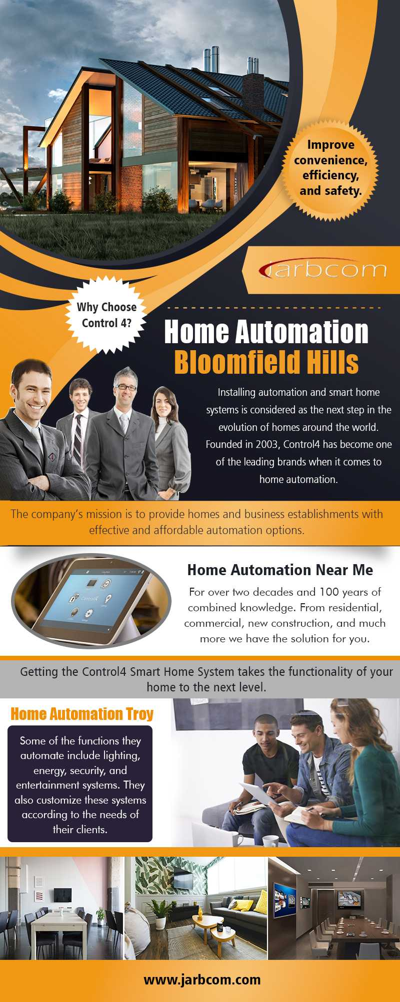 @tvmountingnovi's cover photo for 'Home Automation Michigan'