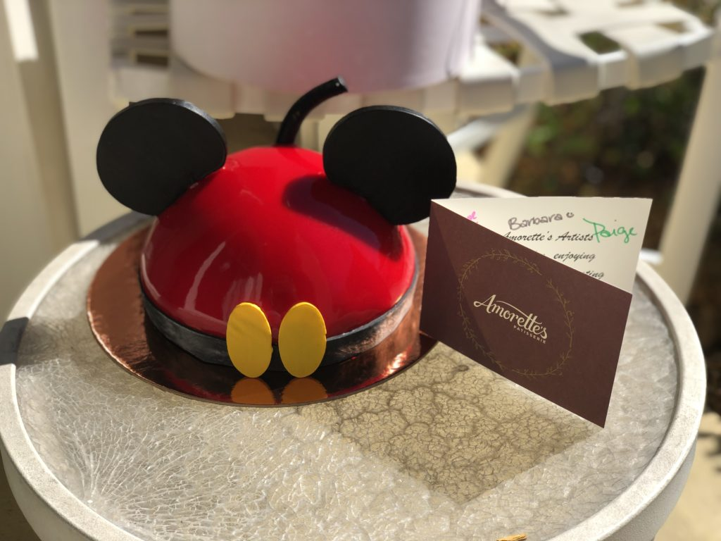 @magical.disneyadventures's cover photo for 'Amorettes Cake Decorating Class Review by Magical Disney Adventures'