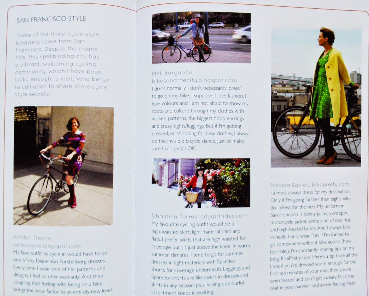 @citygirlrides's cover photo for 'Book Review: The Girl's Bicycle Handbook'