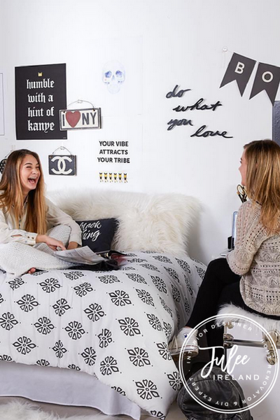 @juleeireland's cover photo for 'Roundup: Favorite Dorm Room Décor Products | Julee Ireland'