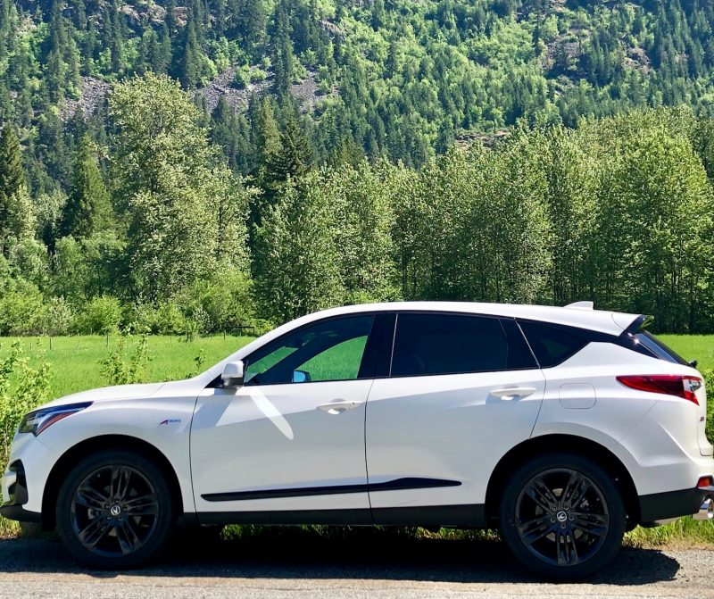 @autumninatlanta's cover photo for 'The 2019 Acura RDX Compact Luxury SUV is now in showrooms.'