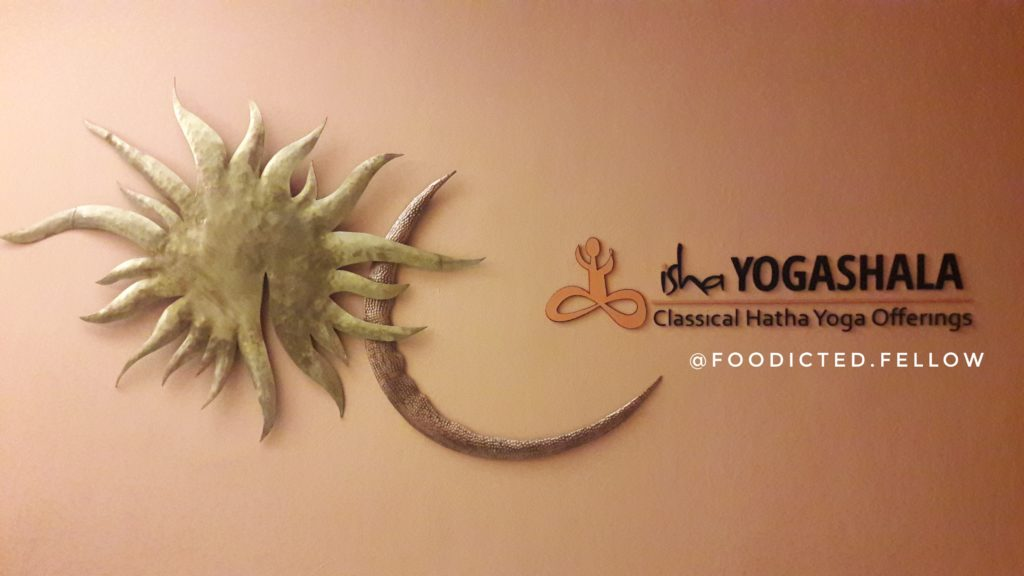 @foodicted.fellow's cover photo for 'The realm of wellness- Isha Yogashala - Tailor your life with Aritro'