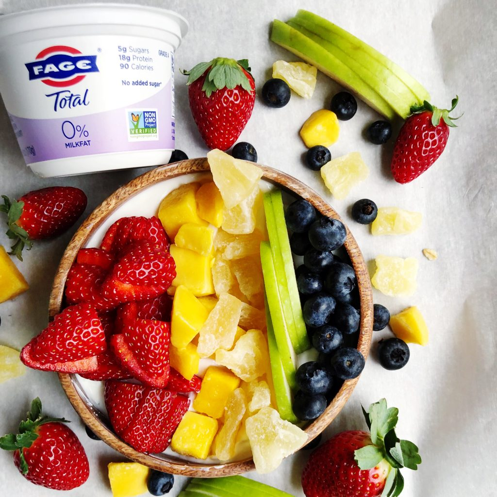 @plumstreetcollective's cover photo for 'Healthy New Year Yogurt Bowls with FAGE - Plum Street Collective'