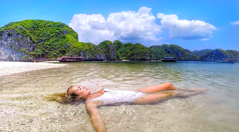 @mylifesatravelmovie's cover photo for 'How to Find and Book the Best Halong Bay Tour - My Life's a Movie'
