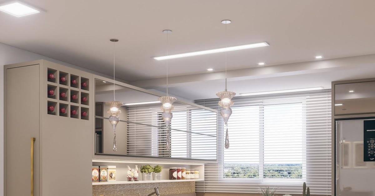 @sua_nova_casa's cover photo for 'Como decorar uma cozinha compacta e super charmosa'