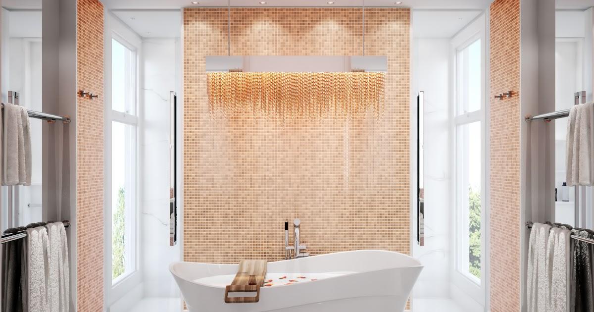 @sua_nova_casa's cover photo for 'Banheiro luxuoso para hotel boutique'