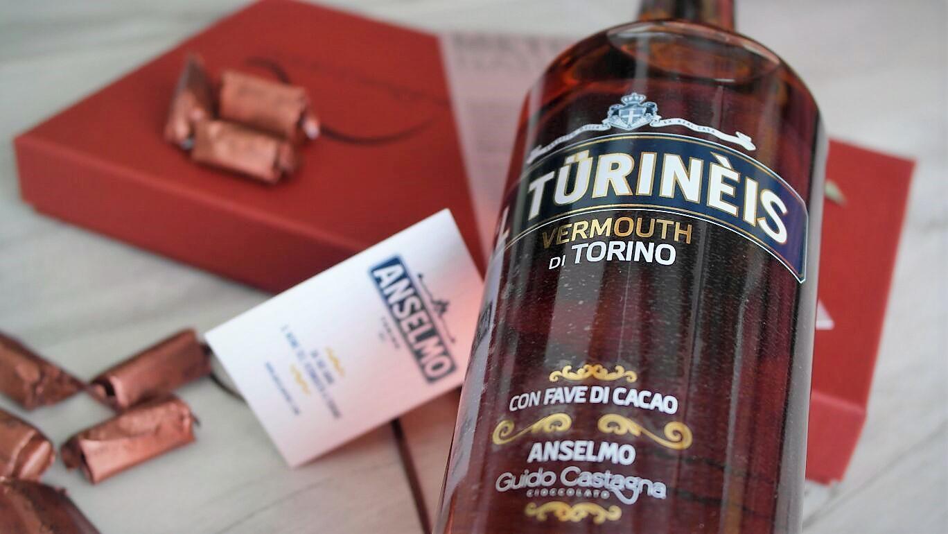 @nuovi_turismi's cover photo for 'Vermouth e cioccolato, accoppiata perfetta! Nasce 'L Türinèis'
