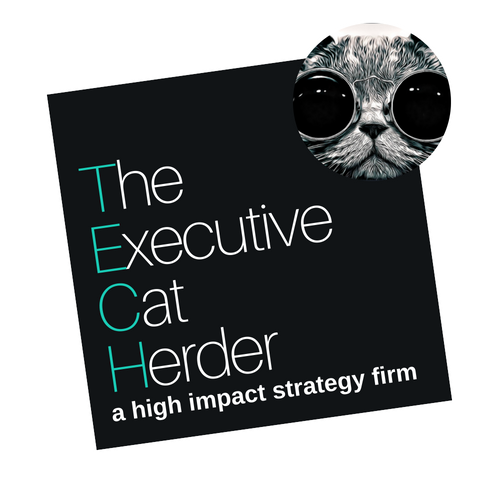 @maresasd's cover photo for 'Executive Cat Herder | Best Strategy & Marketing Blog'