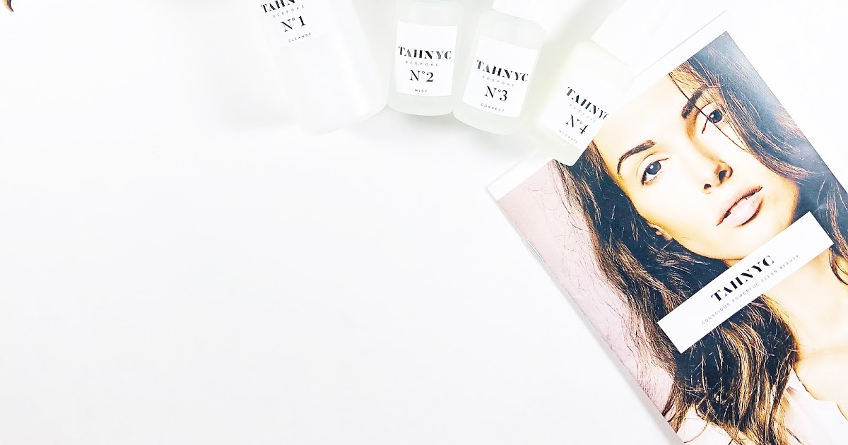 @_bunnyfreebeauty's cover photo for 'TAHNYC SKINCARE (REVIEW)'