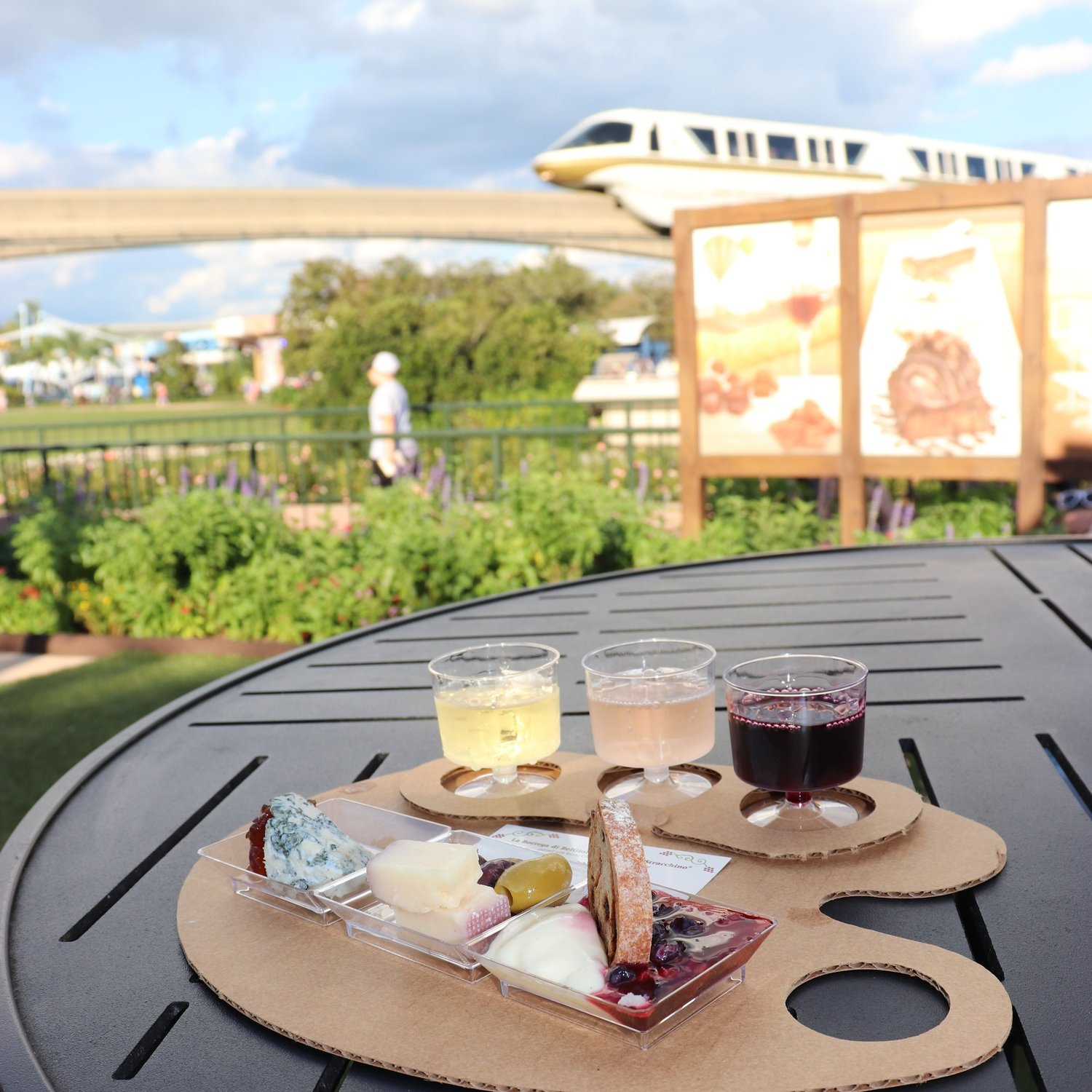 @thedisneydinks's cover photo for '5 Things We Learned at Epcot's International Food & Wine Festival as First Time Visitors'