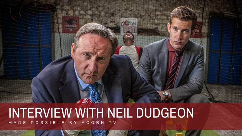 @iheartbritishtv's cover photo for 'Interview with Neil Dudgeon, aka DCI John Barnaby of Midsomer Murders - I Heart British TV'
