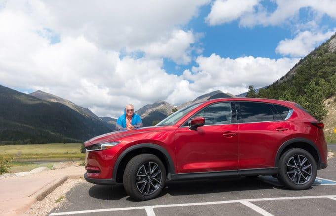 @askchefdennis's cover photo for 'My Rocky Mountain Adventure with a Mazda CX-5'