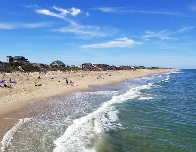 @askchefdennis's cover photo for 'The Outer Banks of North Carolina has Something for Everyone'