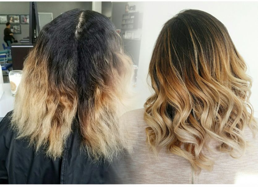 @itsmrjladner's cover photo for 'Guest Blog: Bombshell Balayage'