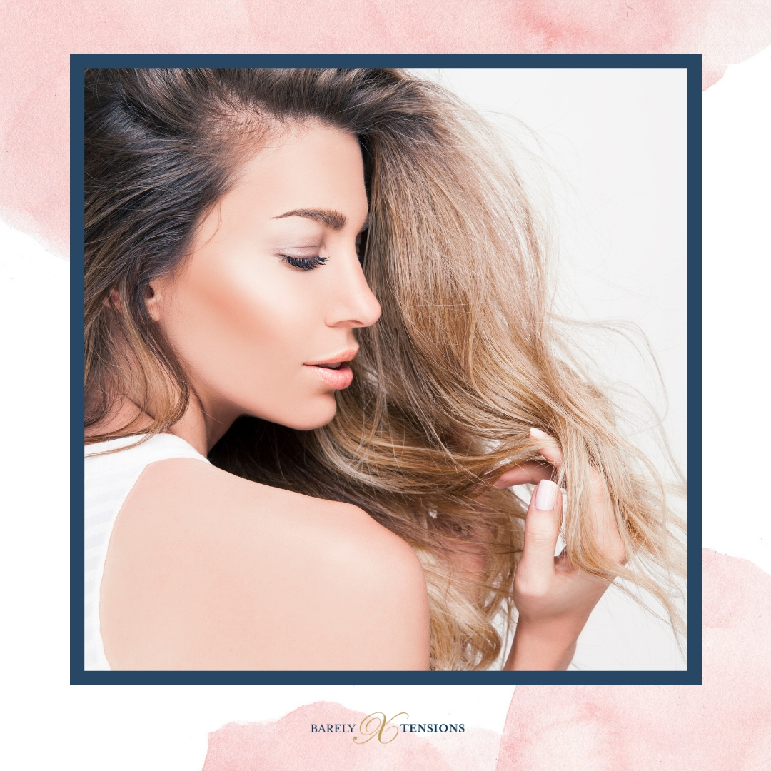 @jennnjoanna's cover photo for '5 Tips to Ensure 2019 Is Your Best Hair Year Yet! | Barely Xtensions | The Ultra-Seamless Difference in Hair Extensions'