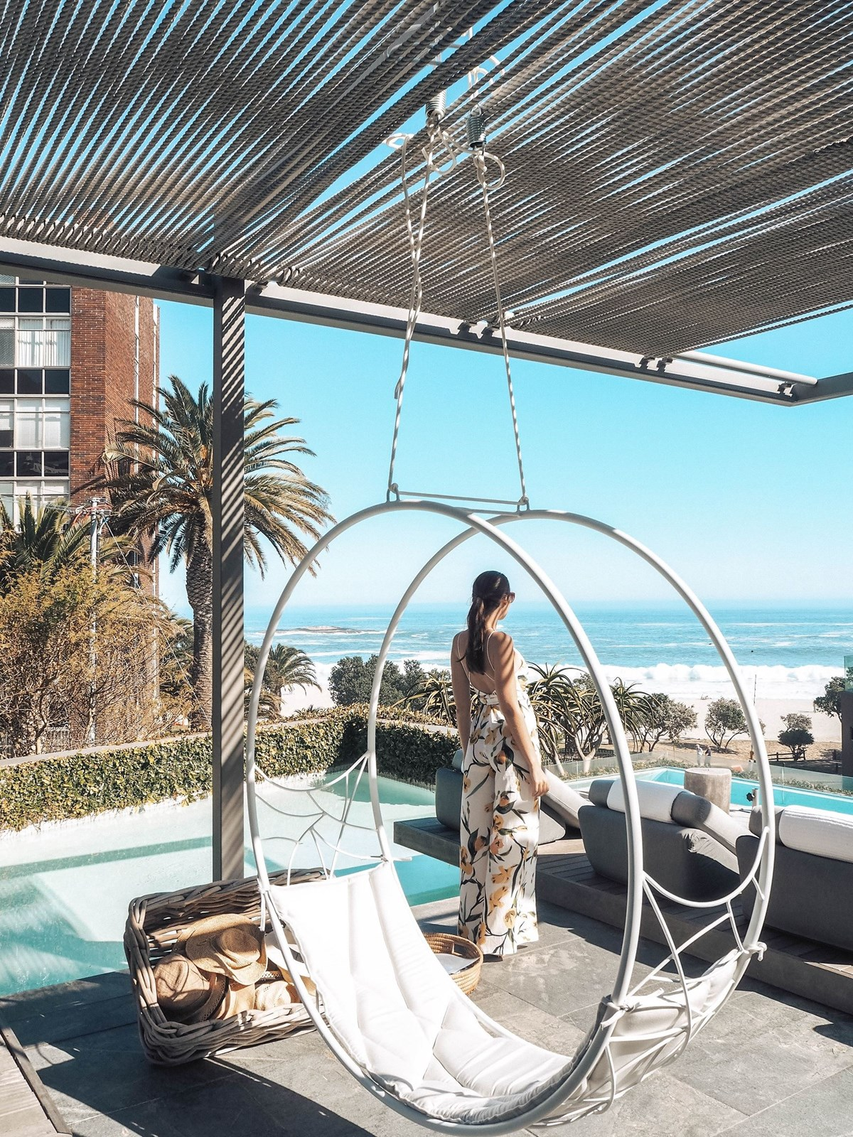 @veronicawi's cover photo for 'THE POD CAMPS BAY'