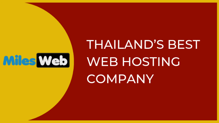 @arsvlogbd's cover photo for 'MilesWeb Review: Thailand's Best Web Hosting Company'