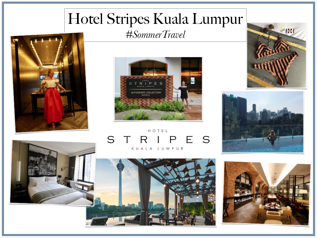 @tenesommer's cover photo for 'Where to stay in Kuala Lumpur? At The Stripes Hotel | Marbella Blog by Tene Sommer'