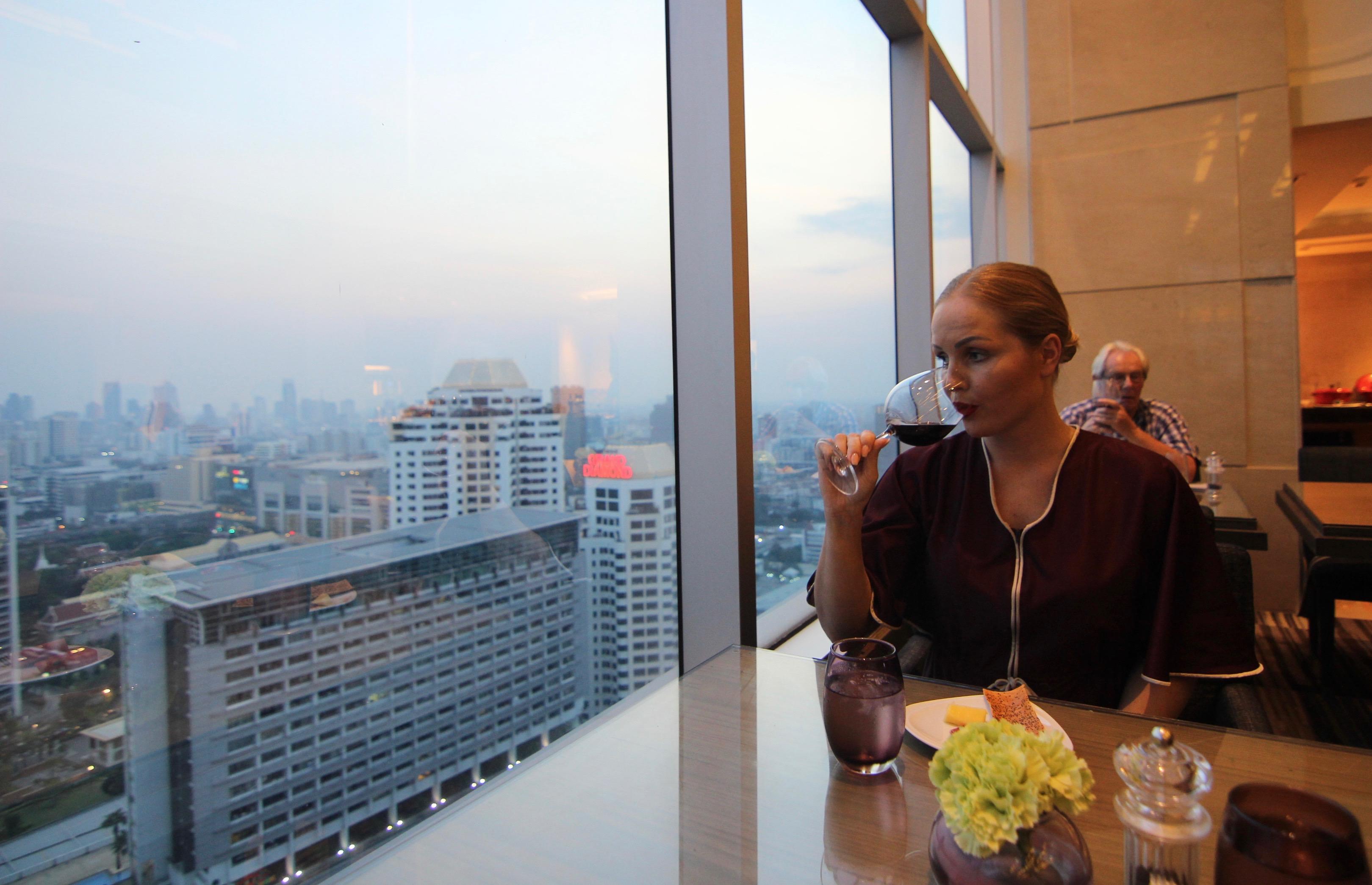 @tenesommer's cover photo for 'Where to stay in Bangkok? Amari Watergate Bangkok Hotel | Marbella Blog by Tene Sommer'