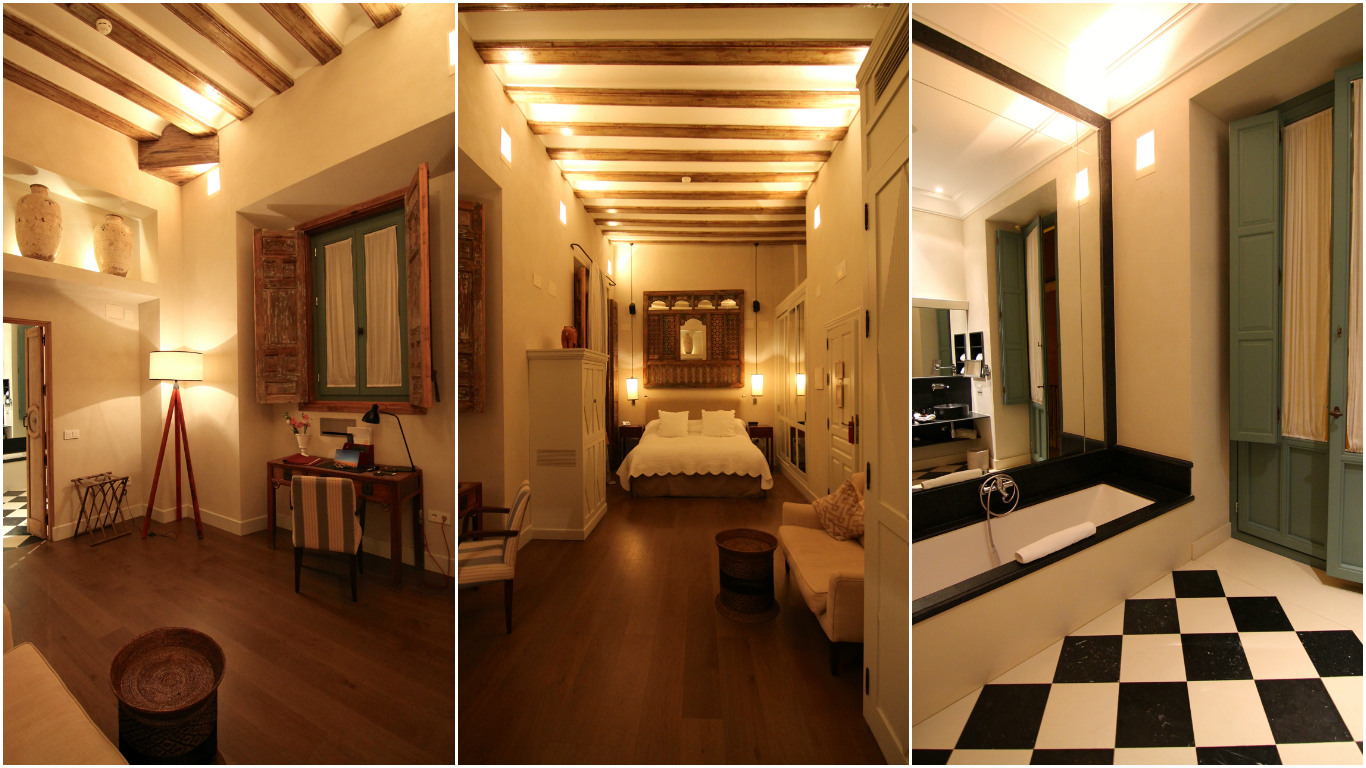 @tenesommer's cover photo for 'Best Boutique Hotel in Seville: Corral Del Rey | Marbella Blog by Tene Sommer'