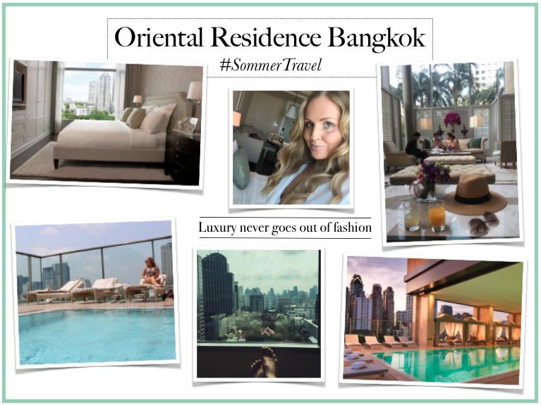@tenesommer's cover photo for 'Thailand Travel Blog #2: Oriental Residence Bangkok | Marbella Blog by Tene Sommer'