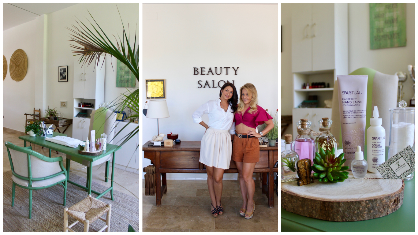@tenesommer's cover photo for 'Introducing my Beauty Therapist at Geoffrey Lopilato Organic Salon in  | Marbella Blog by Tene Sommer'