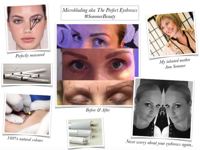 @tenesommer's cover photo for 'Microblading aka Eyebrows on Fleek! | Marbella Blog by Tene Sommer'