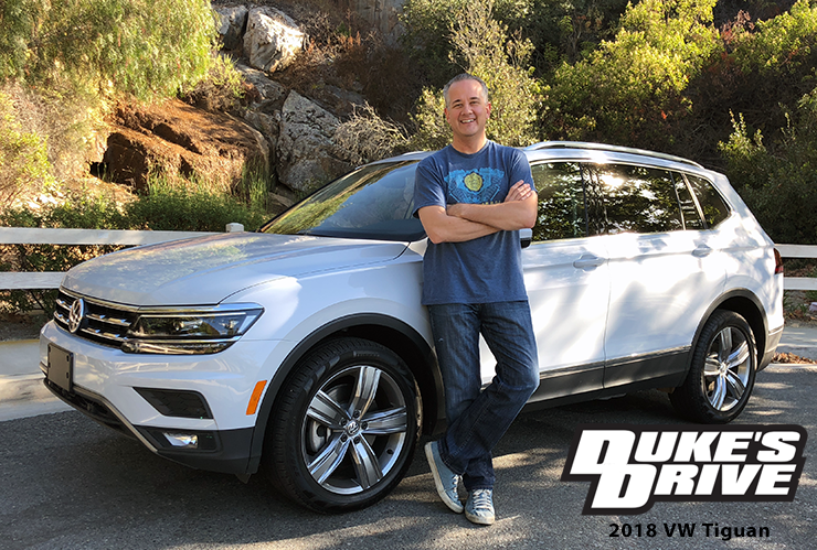 @chrisduketv's cover photo for 'Duke's Drive: 2018 VW Tiguan Review - Chris Duke'