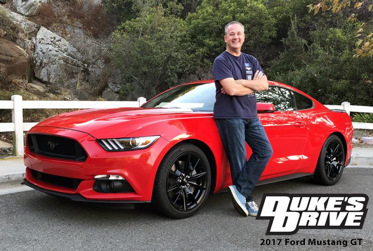 @chrisduketv's cover photo for 'Duke's Drive: 2017 Ford Mustang GT Review - Chris Duke'