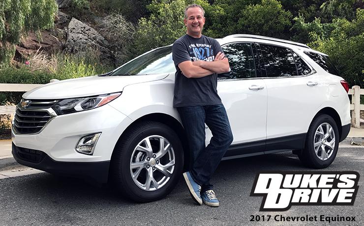 @chrisduketv's cover photo for 'Duke's Drive: 2018 Chevy Equinox Premier Review - Chris Duke'