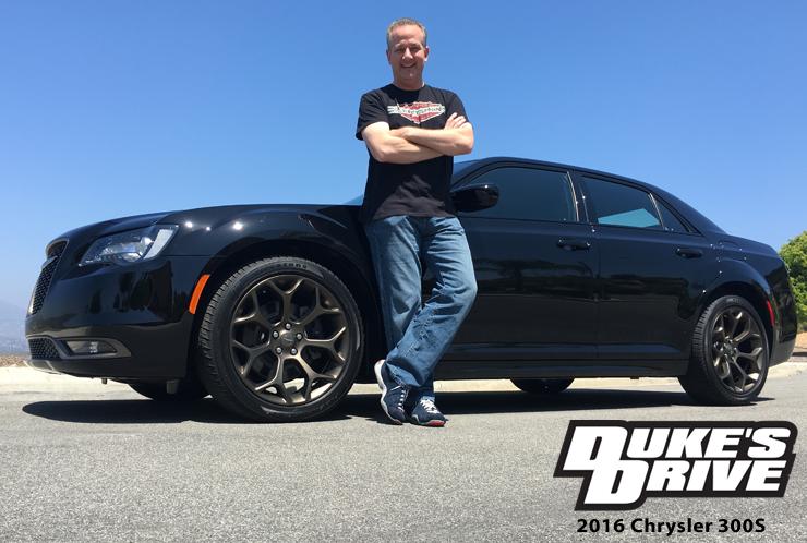 @chrisduketv's cover photo for 'Duke's Drive: 2016 Chrysler 300S HEMI Alloy Edition Review - Chris Duke'