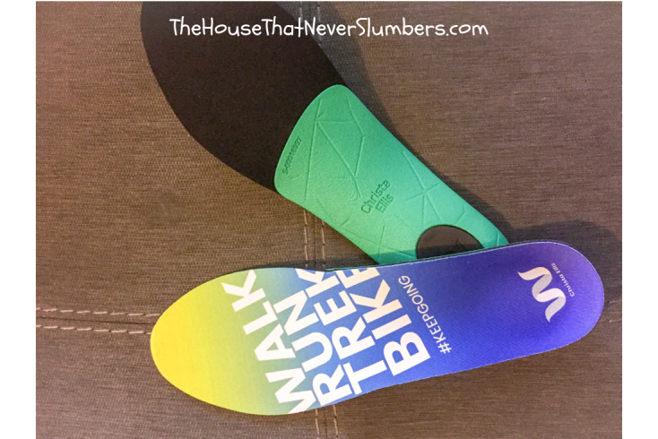 @insomnomom's cover photo for 'Wiivv Insoles Keep a Busy Mom on Her Feet | The House That Never Slumbers'