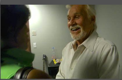 @rikkiragland's cover photo for '<font color=red>video:</font color> An Evening Backstage With Kenny Rogers'