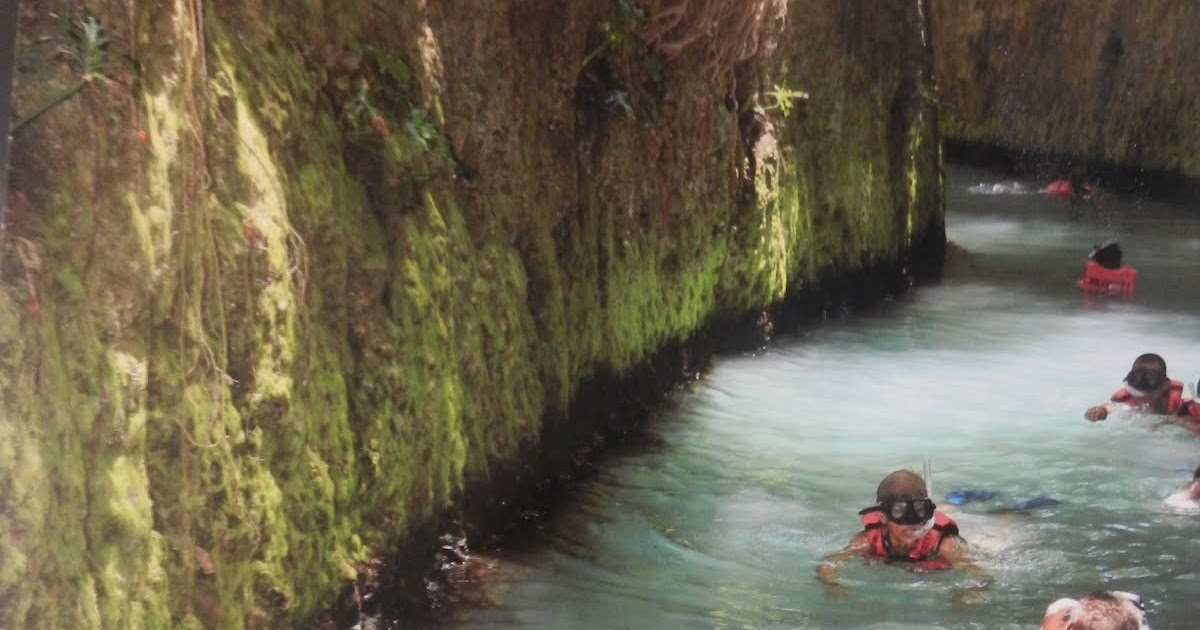 @rikkiragland's cover photo for 'Moses in Xcaret'