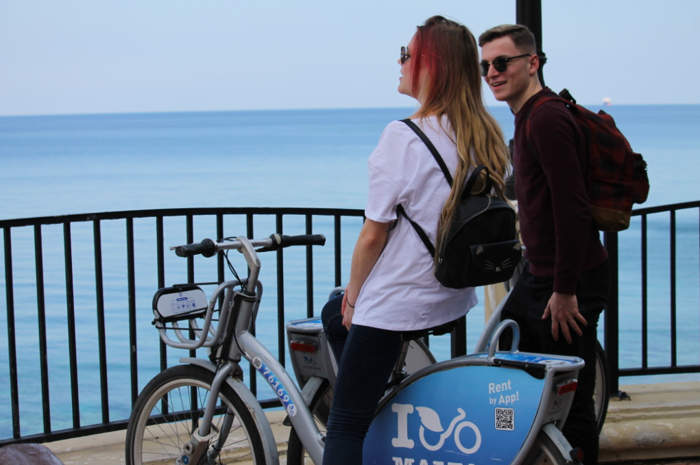 @the_punk_rock_princess's cover photo for 'NextBike Malta | Life Blog | The Punk Rock Princess | Scottish Blogger | Edinburgh'