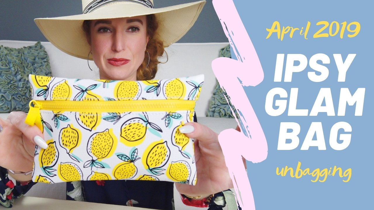 @thepinkenvelope.satx's cover photo for 'April Ipsy Glam Bag Unbagging - The Pink Envelope'
