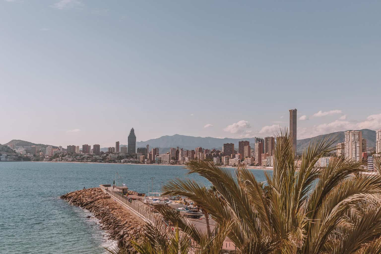 @whatshotblog's cover photo for '11 Fun Things to Do in Benidorm (Costa Blanca, Spain)'