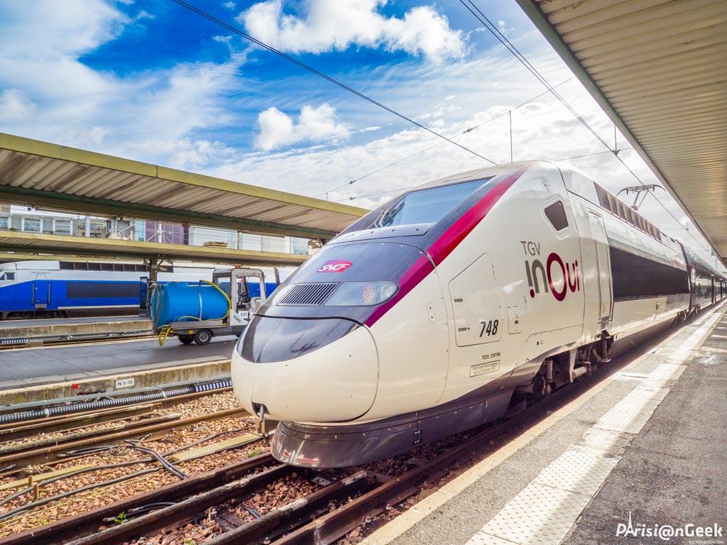 @parisiangeek's cover photo for 'Voyages : Ménage de printemps pour les cartes de réduction SNCF !'