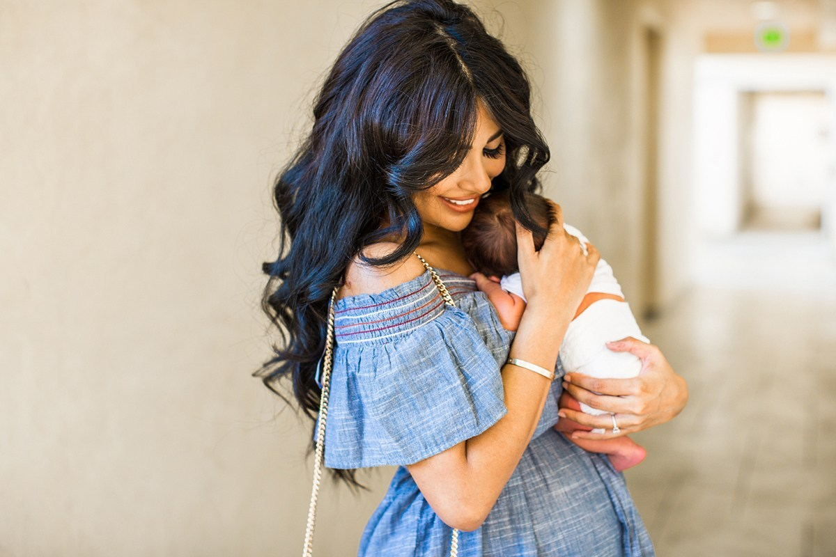 @irenesarah's cover photo for 'Looking & Feeling my Best After Baby - Irene Khan'