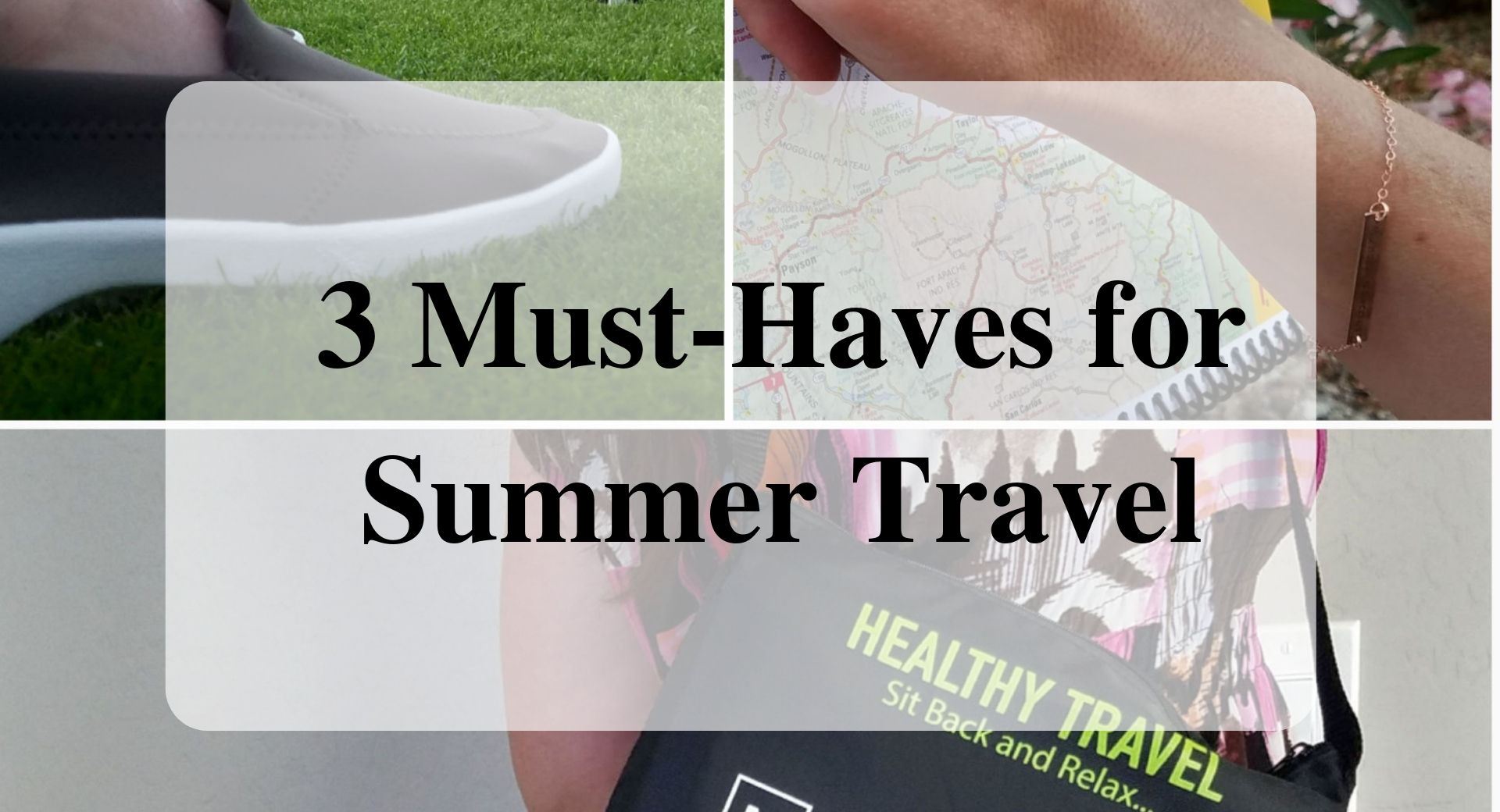 @forever_sabbatical's cover photo for '3 Must-Haves for Summer Travel - Forever Sabbatical'