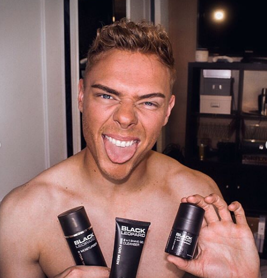 @lukebrando_'s cover photo for 'A Week Using Balck Leopard Skincare... | Lifestyle Blog | United Kingdom | Fuel The Millennial'