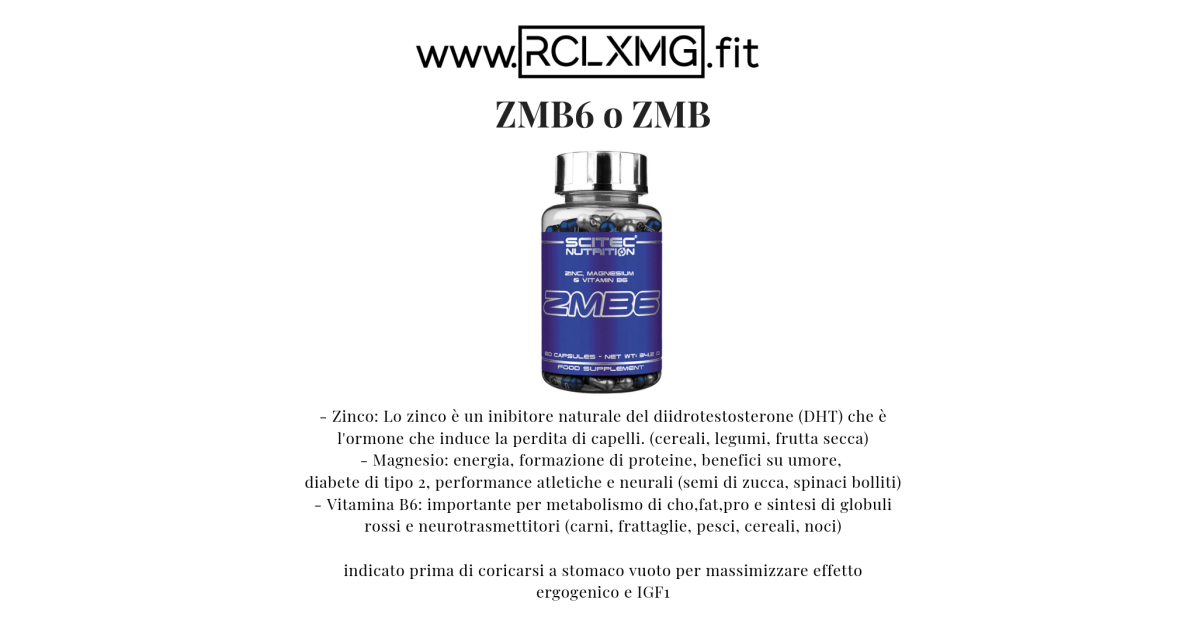 @rclxmg's cover photo for 'Zinc/Mg/VitB6 Supplement'