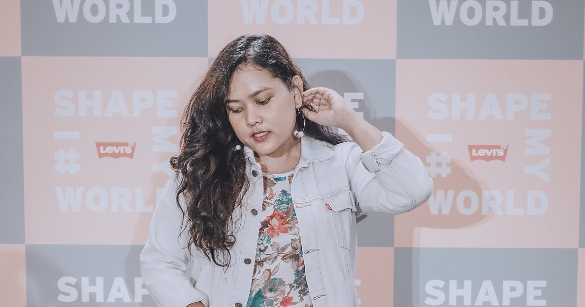 @astarianadya's cover photo for 'Global Campaign I Shape My World with Levi's Indonesia'