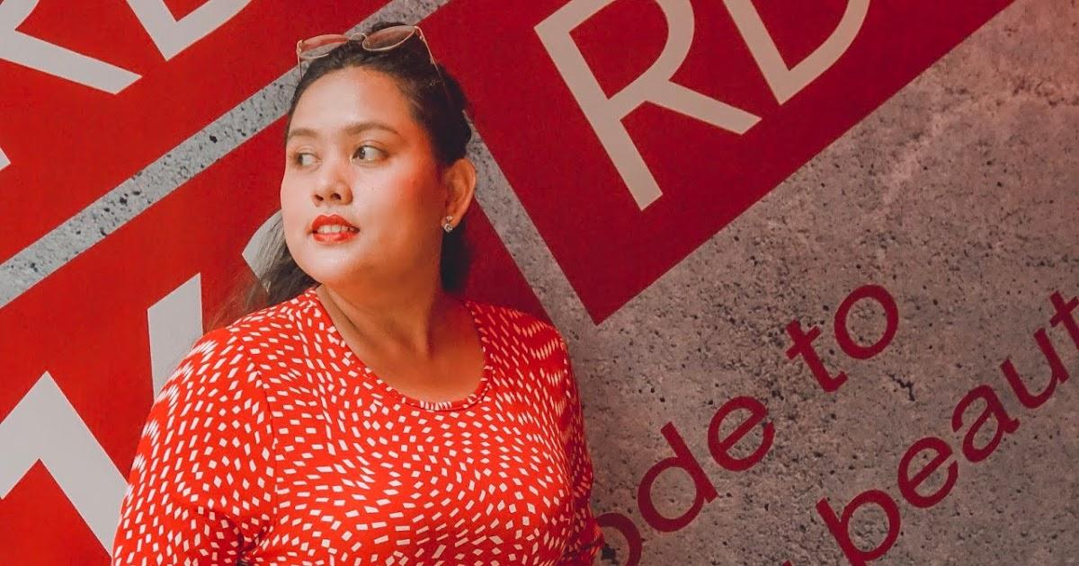 @astarianadya's cover photo for 'Serba Merah di Shu Uemura Party'