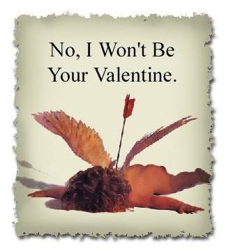 @evatutic's cover photo for 'Will you please NOT be my Valentine! - Eva Tutic'