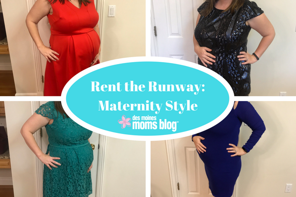 @nikijobst's cover photo for 'Rent the Runway: Maternity Edition Pregnancy Style'