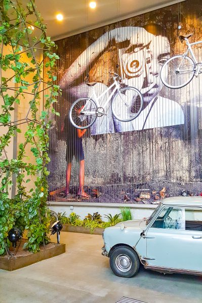 @littlehouseonthecorner's cover photo for 'Jungle Vibes at the 25Hours Hotel Bikini Berlin'