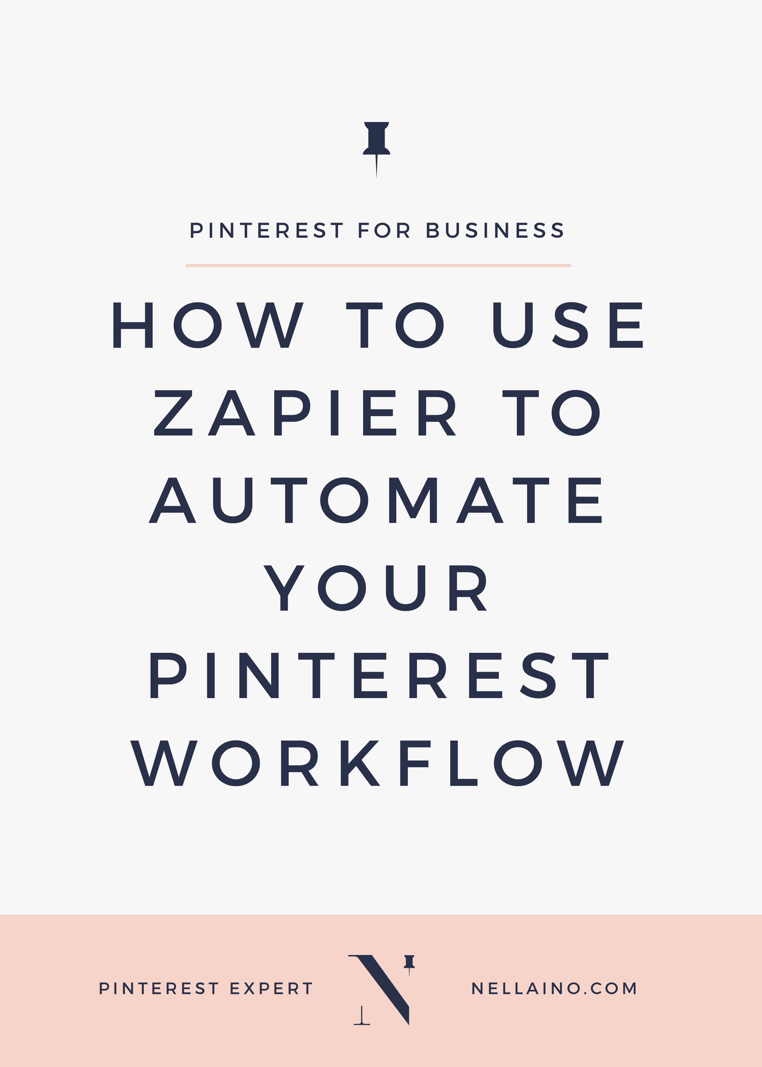 @petraveikkola's cover photo for 'HOW I USE ZAPIER TO AUTOMATE PINTEREST MANAGEMENT & WORKFLOW'